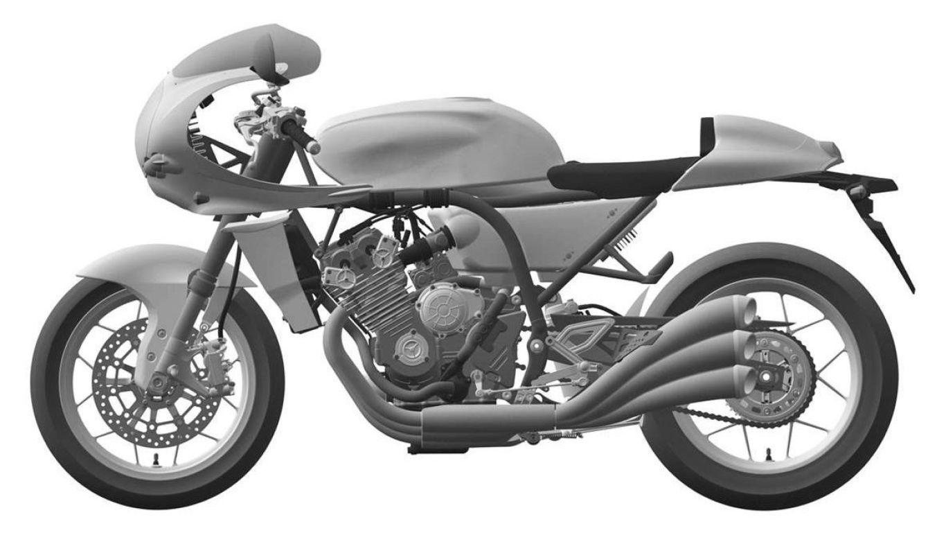 Honda CBX retro motorcycle (2)