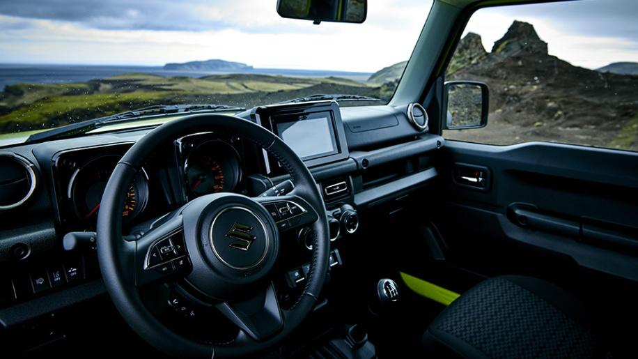 2019 G Wagon >> Suzuki Jimny 2019 performance and safety specifications revealed - Jimny - PakWheels Forums