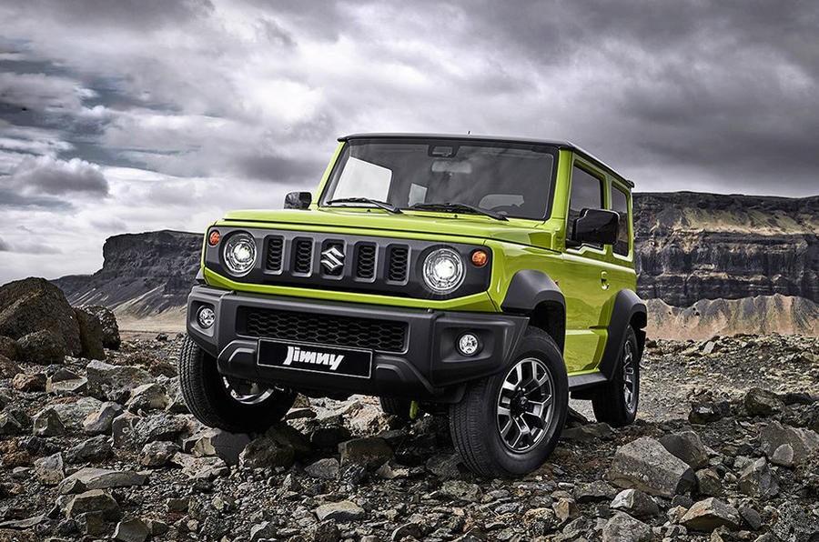 how to get hold of brand new suzuki jimny