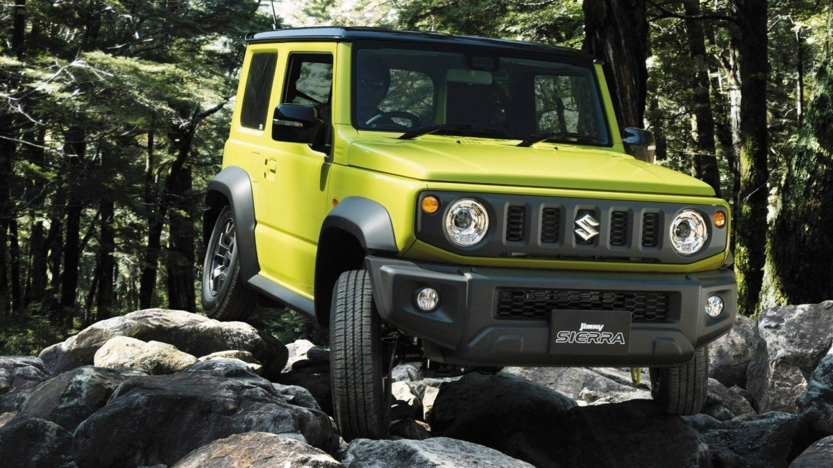 suzuki jimny 2019 performance and safety specifications revealed pakwheels blog. Black Bedroom Furniture Sets. Home Design Ideas
