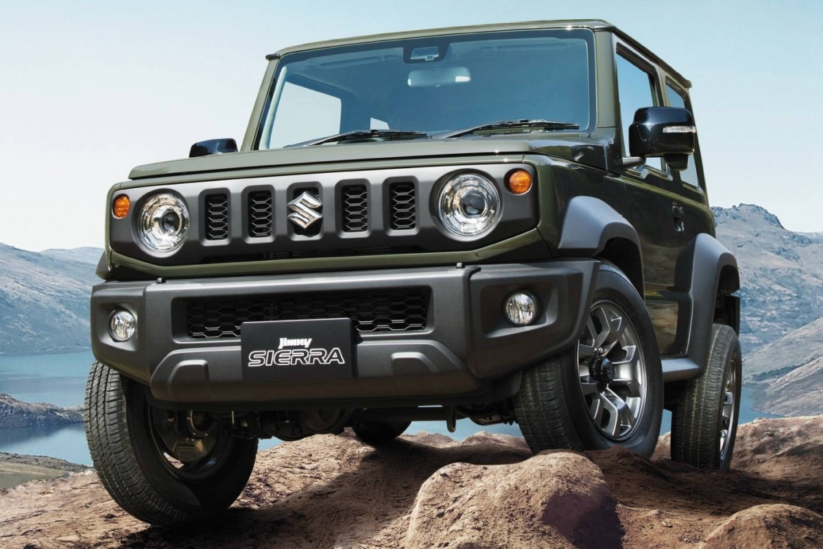 2019 Suzuki Jimny Rear HD Photos - New Autocar Release