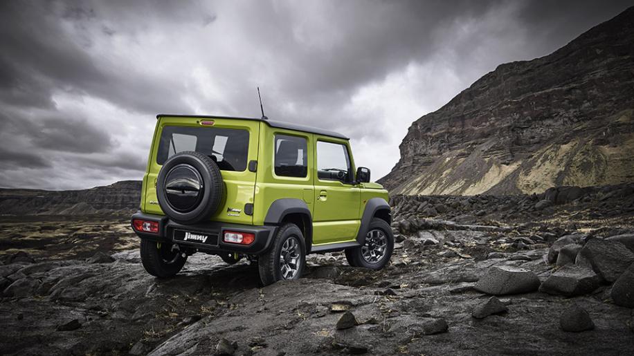 Suzuki Jimny 2019 7