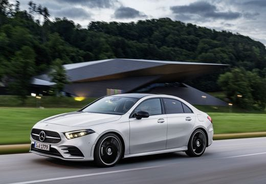 All new mercedes a class 2019 sedan could be the next best for All new mercedes benz