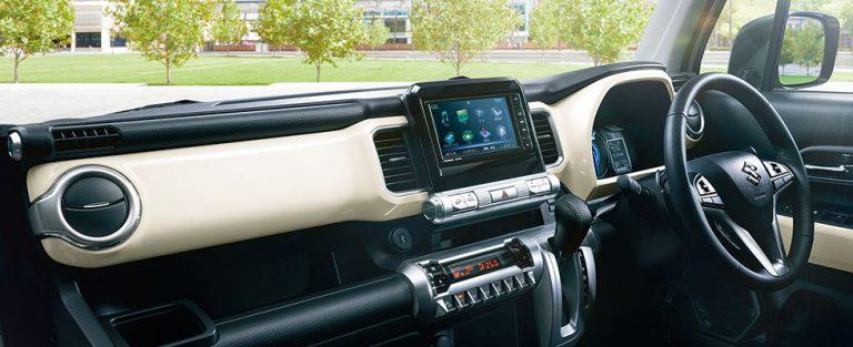Interior pic of Suzuki XBee 1.0