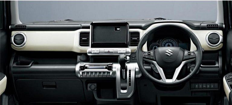 Interior Suzuki XBee 1.0