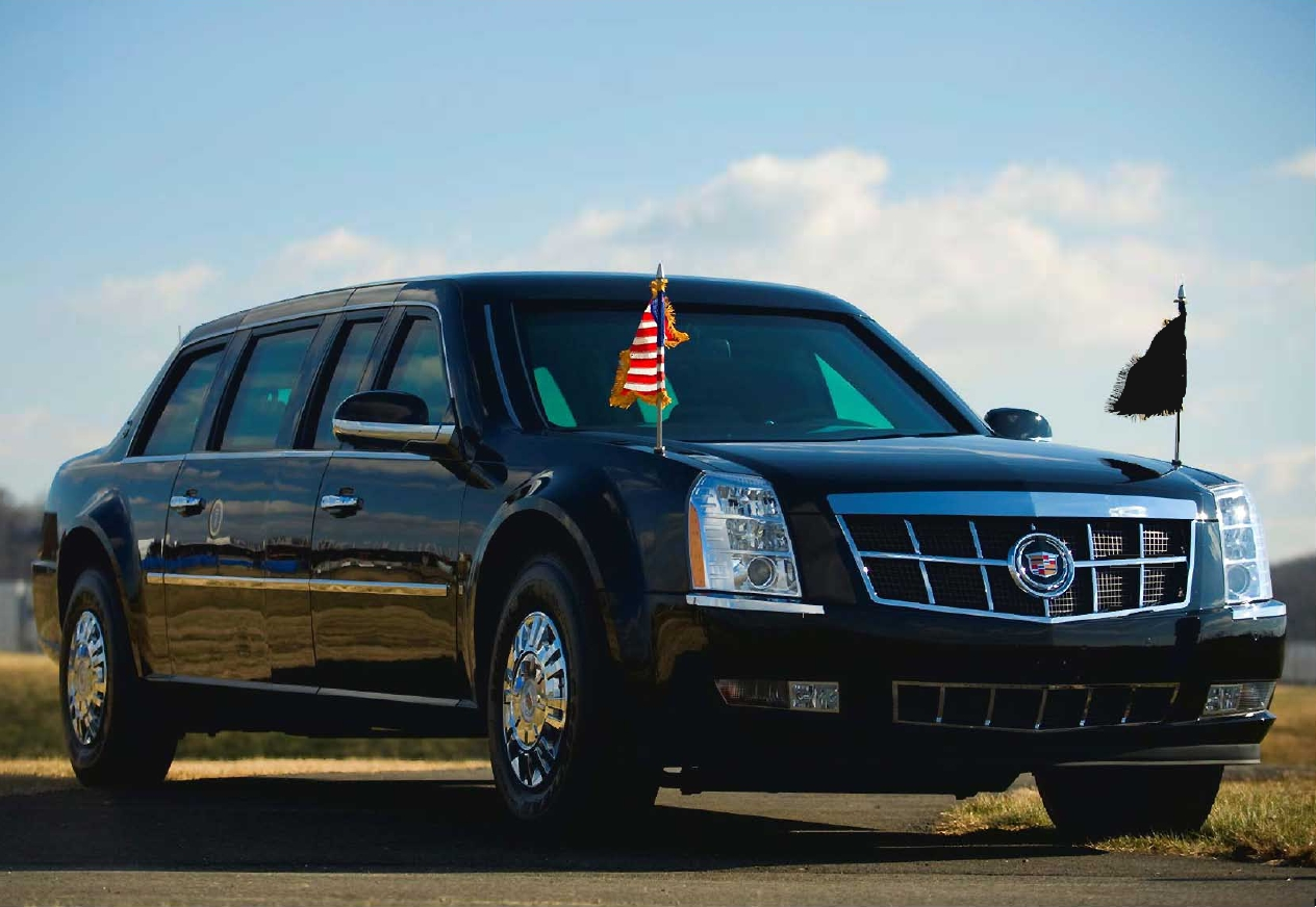 president trump state car the beast (4)