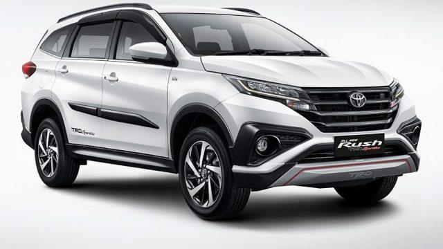 2018-Toyota-Rush-front-three-quarters