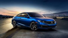 Honda Civic 2019 Coupe