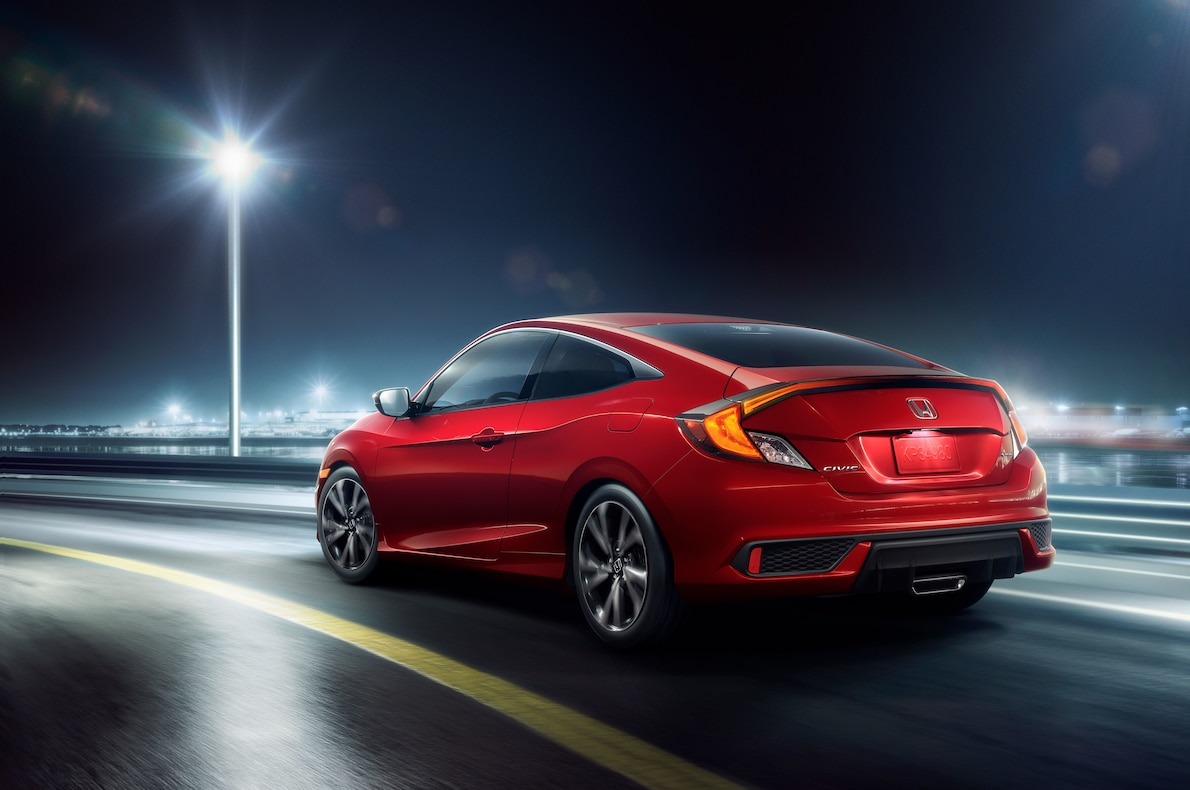 Honda Civic 2019 Coupe Sport