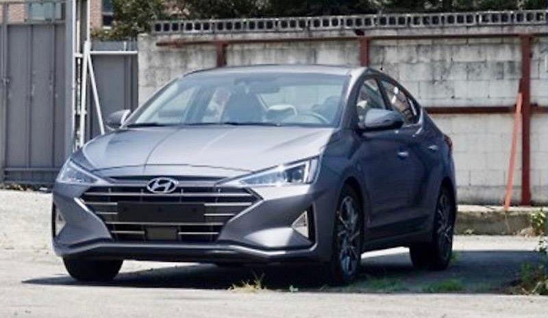2019 Hyundai Elantra facelift (5)