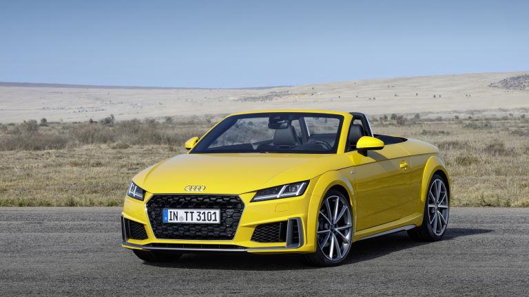 Audi TT 20 Years edition 2