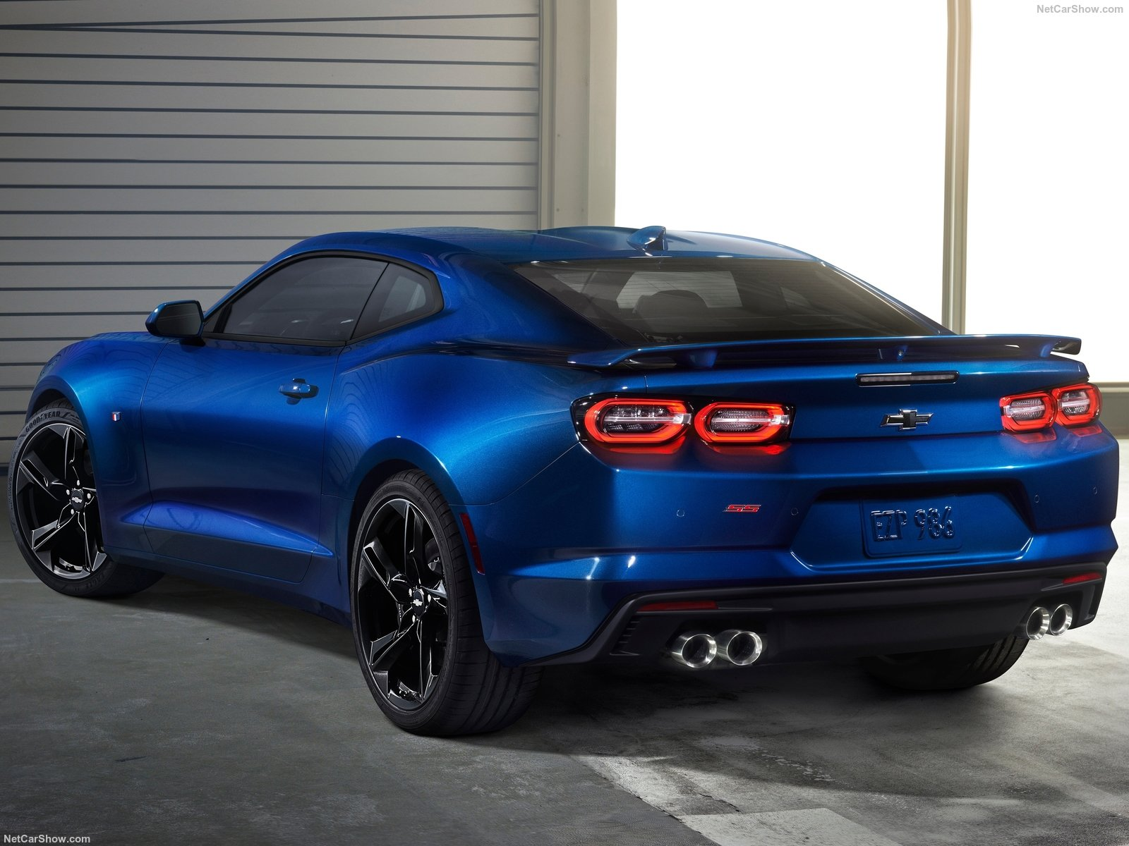 chevrolet camaro 2019 unveiled with updated exterior news articles rh pakwheels com