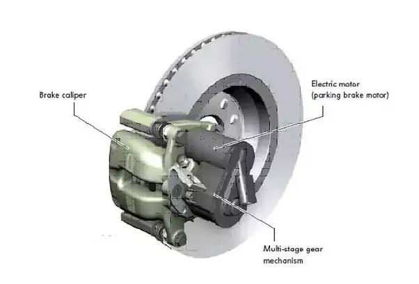 Electronic Parking Brake Diagram