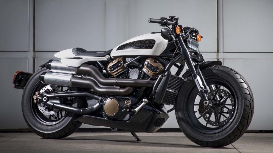 2020 Harley Davidson Custom