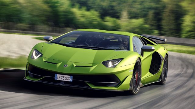 2019 Lamborghini Aventador SVJ revealed , Fire breathing