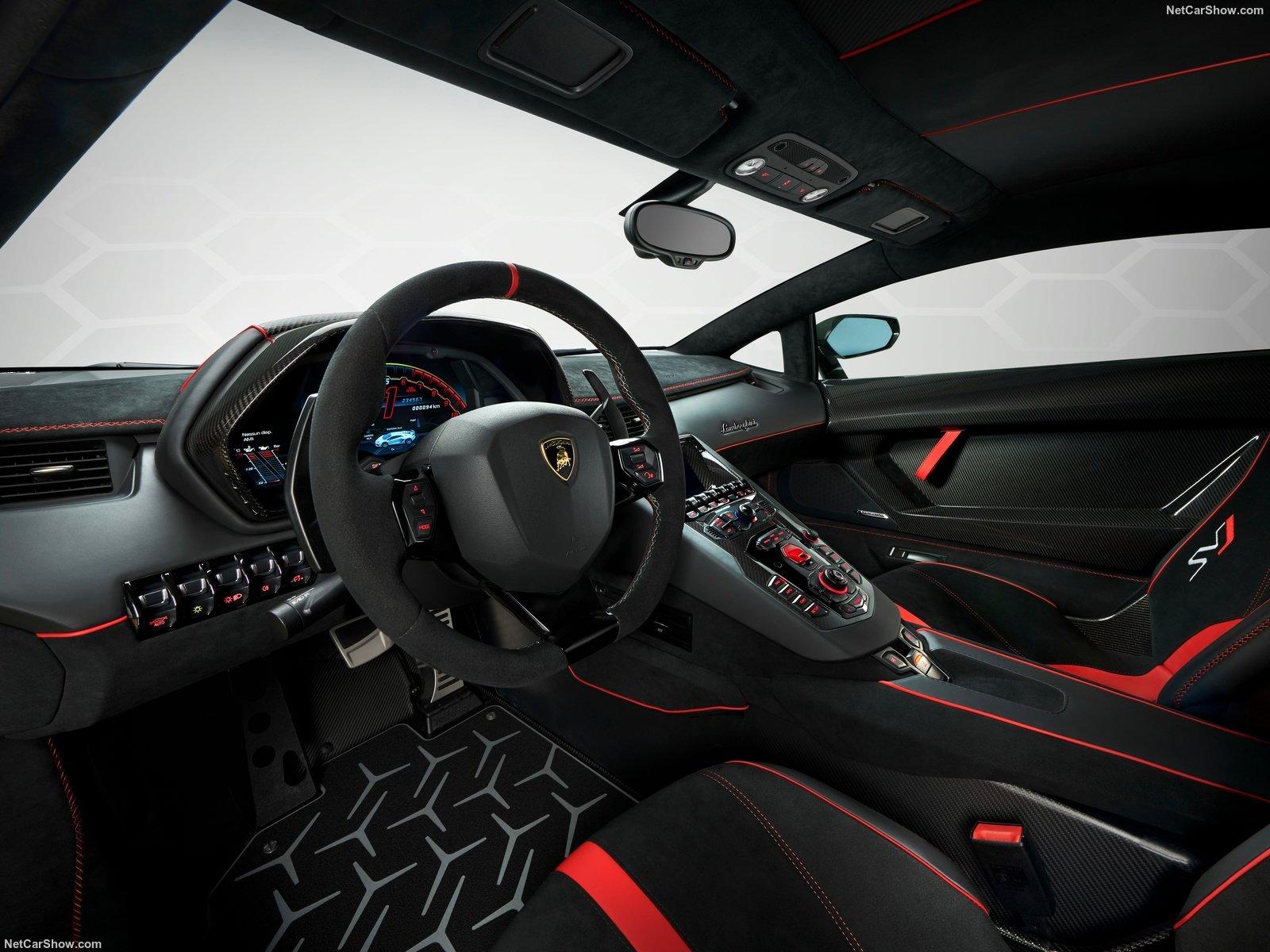 2019 Lamborghini Aventador Svj Revealed Fire Breathing