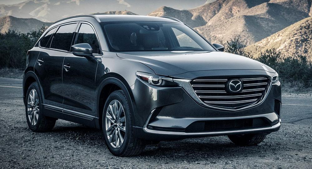 Mazda CX-9 2019 2