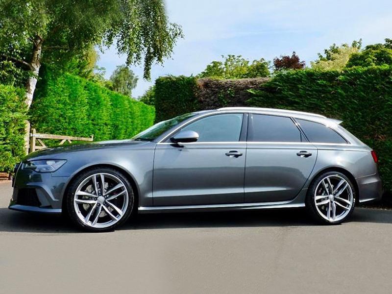 Prince Harry's Audi RS6 Avant (4)