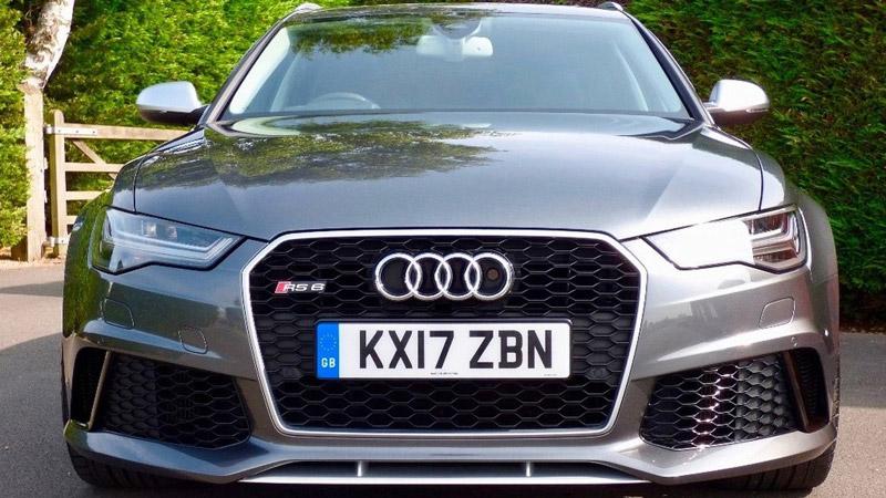 Prince Harry's Audi RS6 Avant (5)
