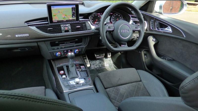 Prince Harry's Audi RS6 Avant (8)