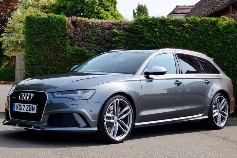 Prince Harry's Audi RS6 Avant (9)