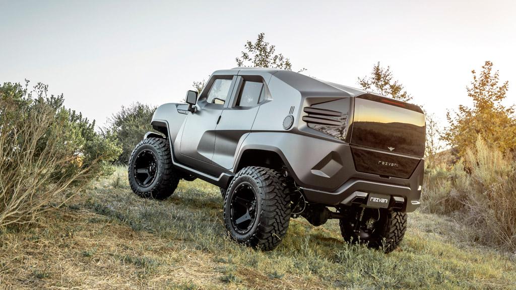 Rezvani Motors TANK 8