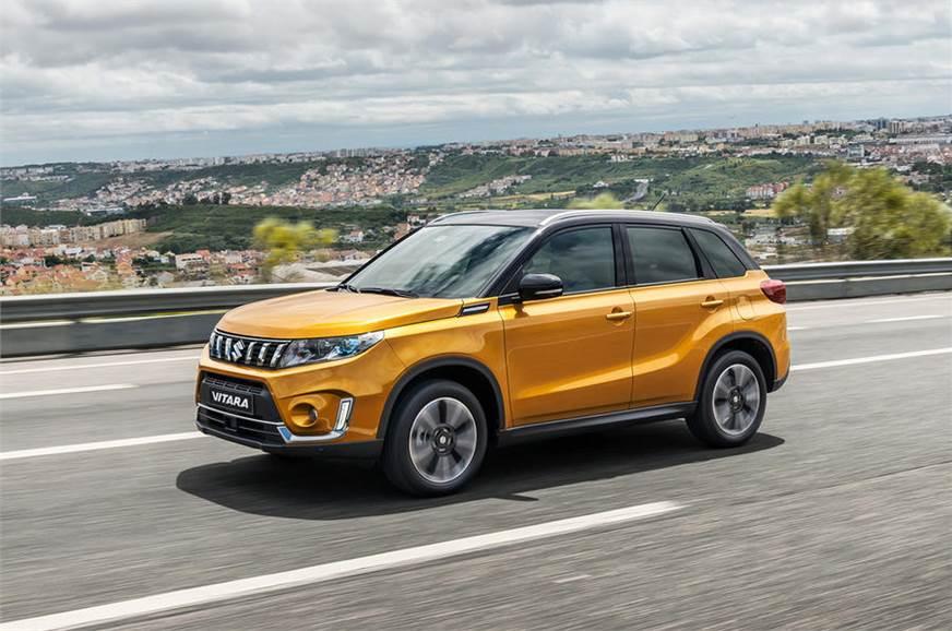 Suzuki Vitara 2019 facelift (1)