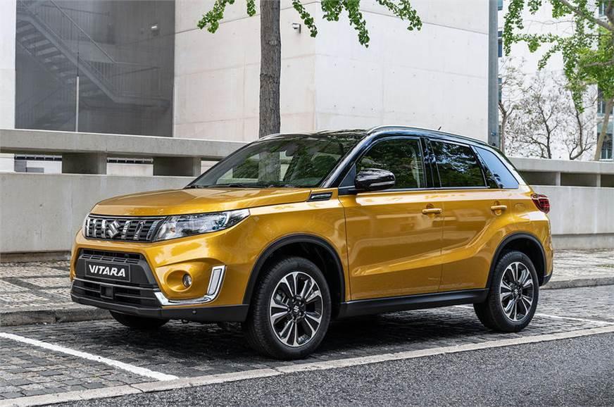 Suzuki Vitara 2019 facelift (2)