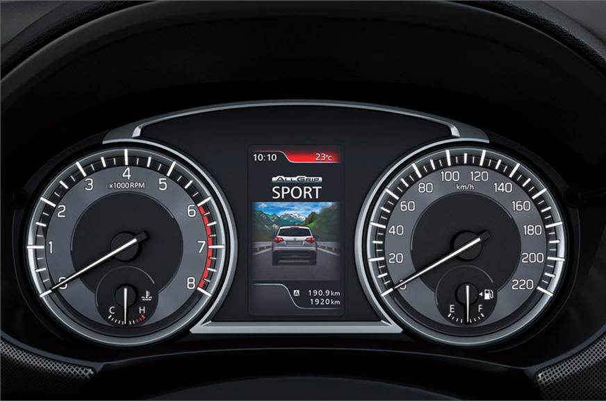 Suzuki Vitara 2019 facelift (4)