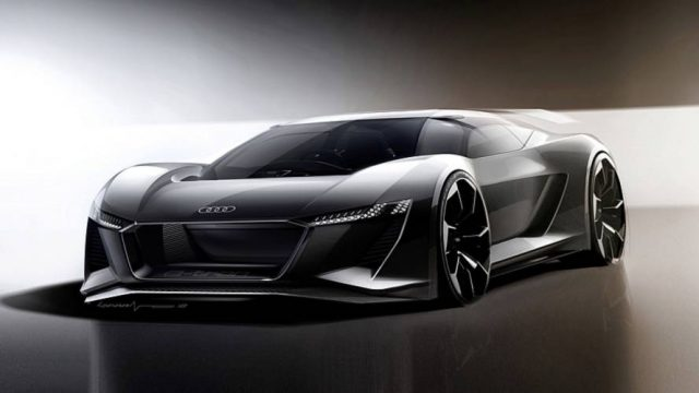 Audi PB18 e-tron - Behold R8's all electric successor ...