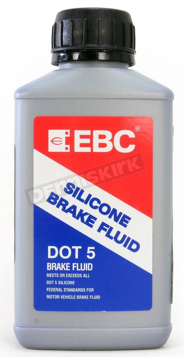 brake fluid dot 5
