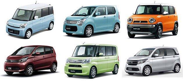Japanese car