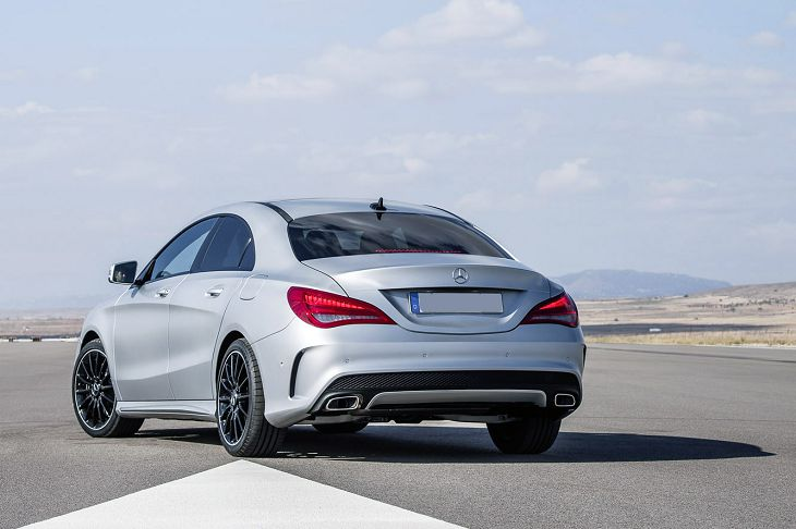 mercedes benz cla 250 coupe for 2018 news