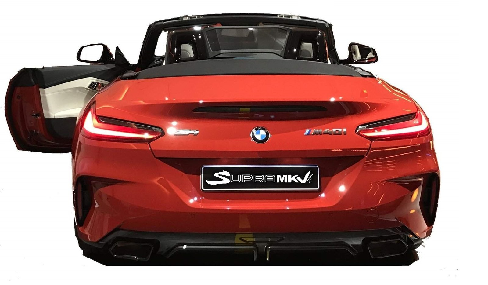 Bmw Z4 2019 Photos Have Been Leaked Online Newsarticlesmotorists