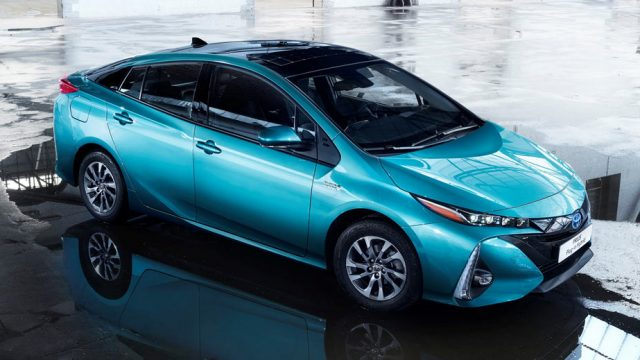 Toyota Issues A Major Recall Imported Prius Phv And C