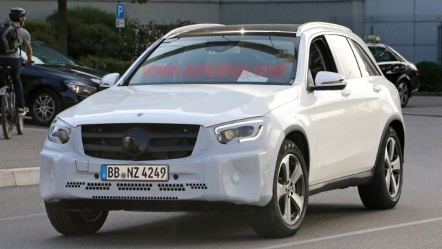 2019 MercedesBenz GLC will be exported from India 1