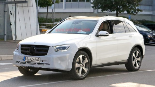 2019 MercedesBenz GLC will be exported from India 2