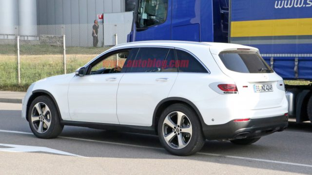2019 MercedesBenz GLC will be exported from India 3