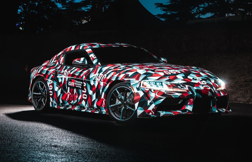 New Toyota Supra may get manual transmission variant - News/Articles