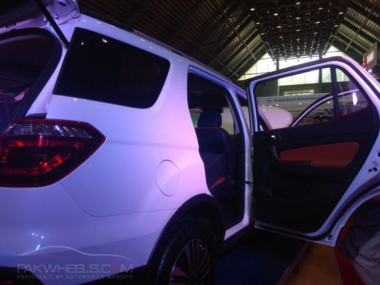 The upcoming Changan CX70T is something to keep an eye out