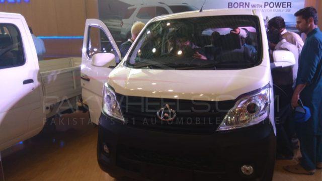 Changan pickups