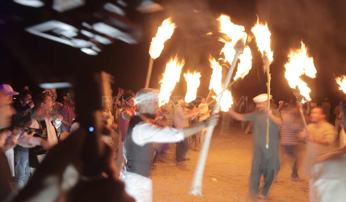 Sarfaranga Desert Rally