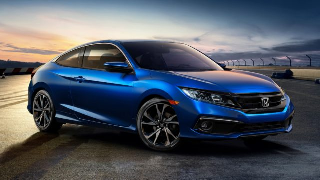 New 2019 Honda Civic sedan and Coupe 5