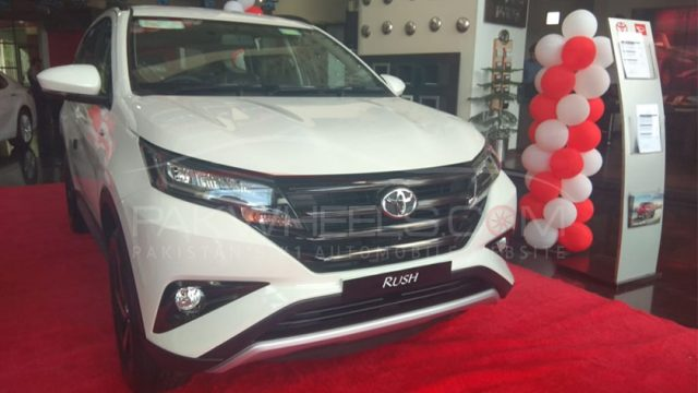 Toyota Rush launched