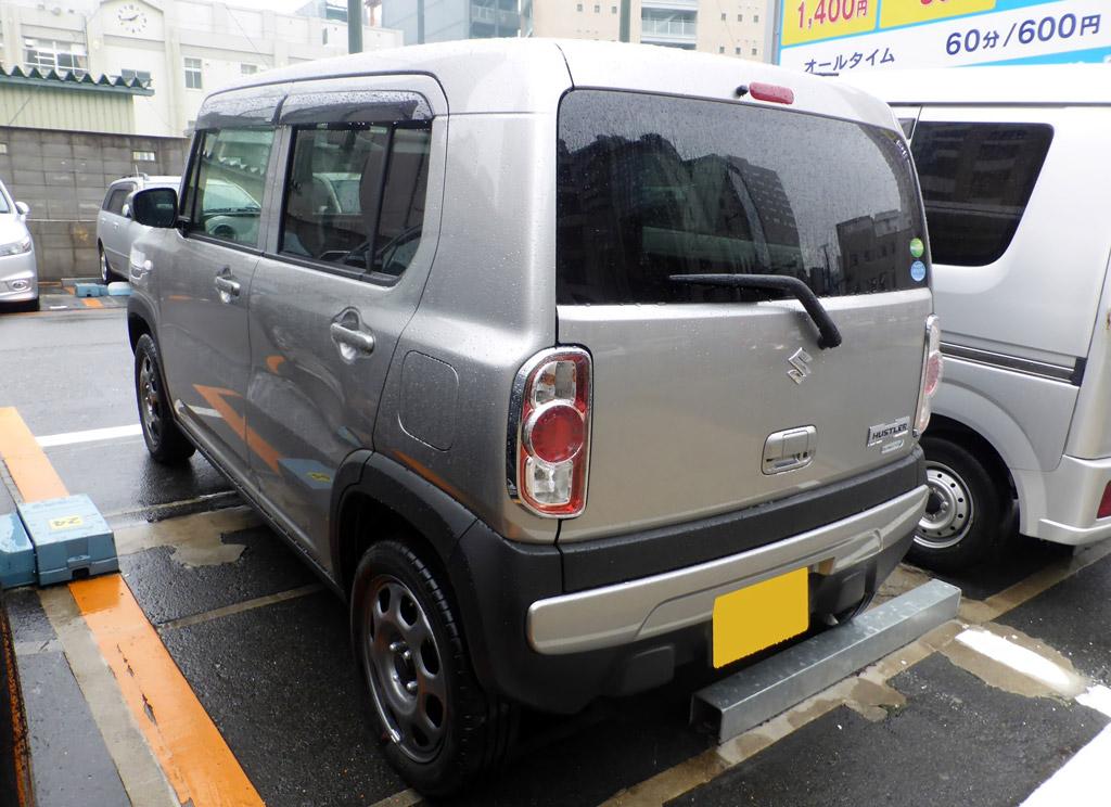Suzuki Hustler (10)