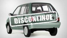 Suzuki Mehran disconitnue ft