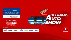 Islamabad Auto Show