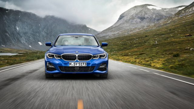2019 bmw 3-series will not come with a manual gearbox