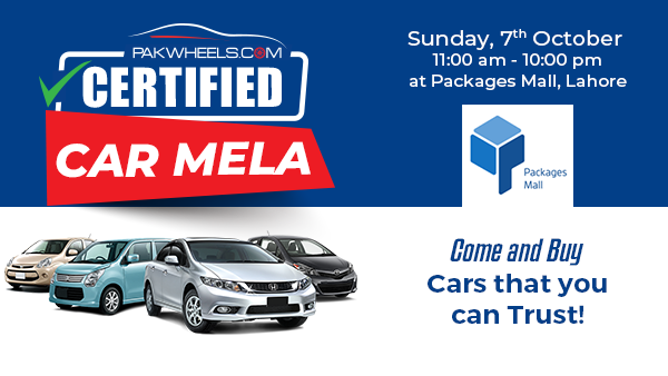 Certified Used Cars >> These Are The Vehicles Coming To Pakwheels Com Certified Used Car