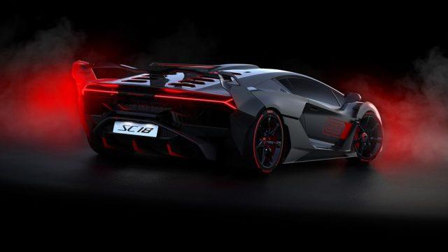 Bespoke Sc18 Is A Lamborghini Like No Other Pakwheels Blog